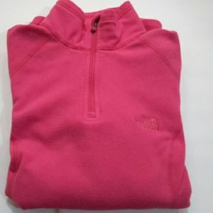THE NORTHFACE FLEECE HALF ZIP